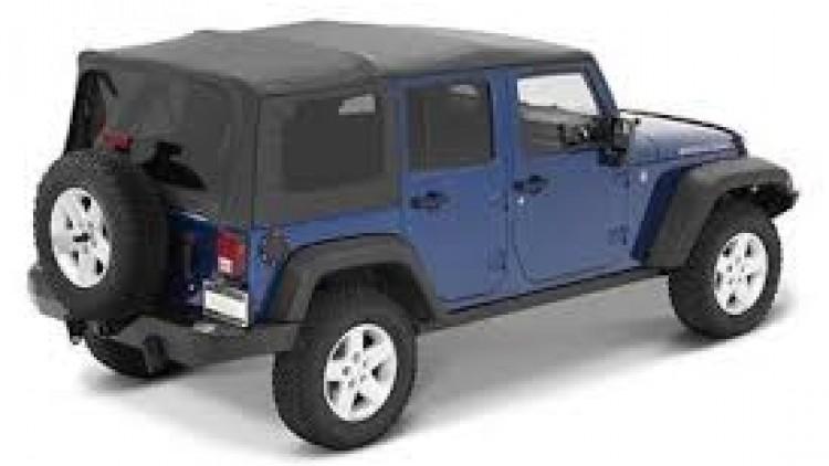 Jeep Tenteleri